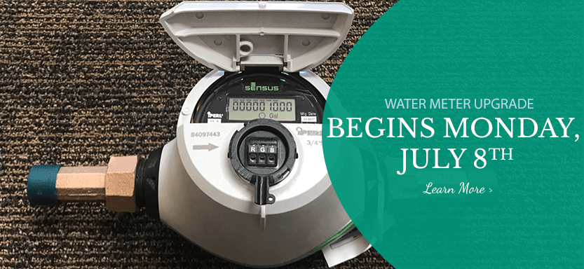 Slideshow - Water Meter Upgrade