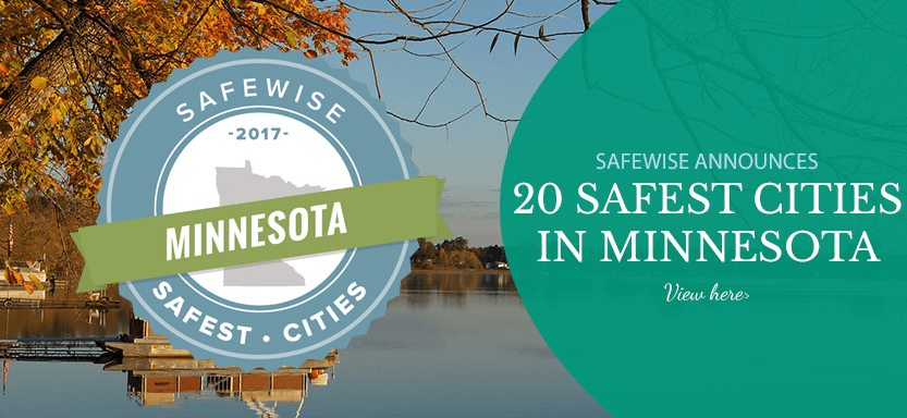 Safewise 20 Safest Cities in Minnesota